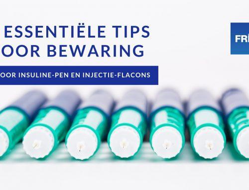 Zes essentiële tips voor het opslaan van insuline